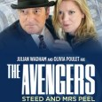 The Avengers Steed and Mrs. Peel Comic Strip
