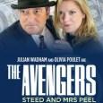 The Avengers Steed and Mrs. Peel Comic Strip