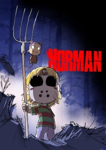 Norman #1 Cover A