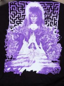 April Loot Crate Labyrinth Shirt