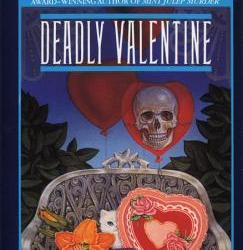 Cover for Deadly Valentine by Carolyn G. Hart
