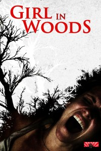 Girl in Woods poster