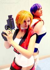 ThermoCosplay as Dirty Pair Flash