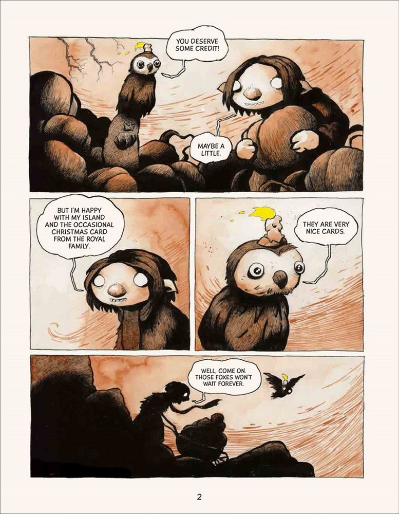 Bera the One-headed troll page 2