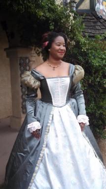 Renaissance Fair Costume