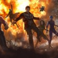 Team from Guardians of the Galaxy Vol 2