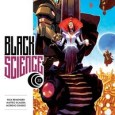 Black Science #22 Cover