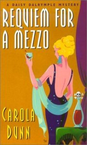 Requiem for a Mezzo Carola by Dunn