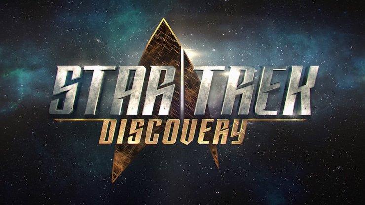 Star Trek: Discovery Logo
