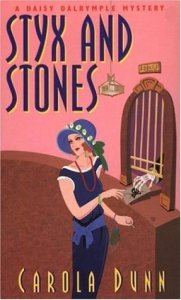 Styx and Stones by Carola Dunn