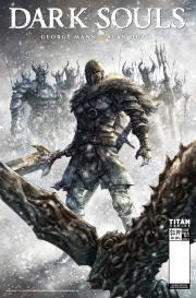 Titan Comics Announces Dark Souls: Winter's Spite