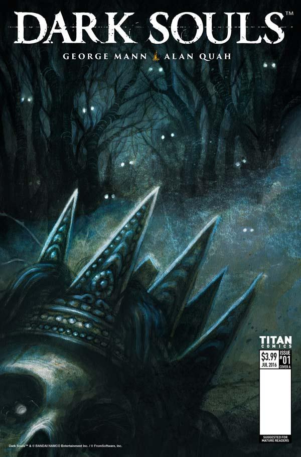 Dark Souls: Winter's Spite Cover D by Jana Heindersdorf