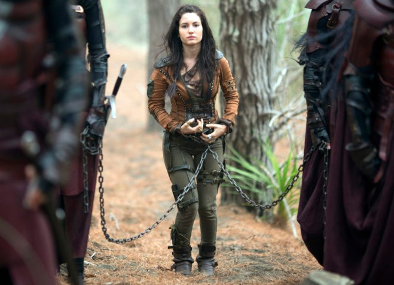 Eretria in chains