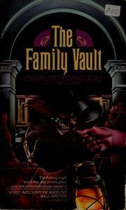 The Family Vault By Charlotte MacLeod cover