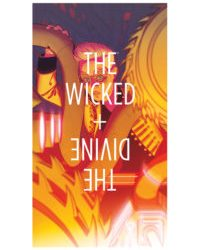 The Wicked and the Divine #22 Cover