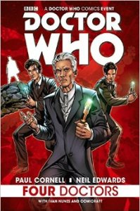 Doctor Who: four doctors