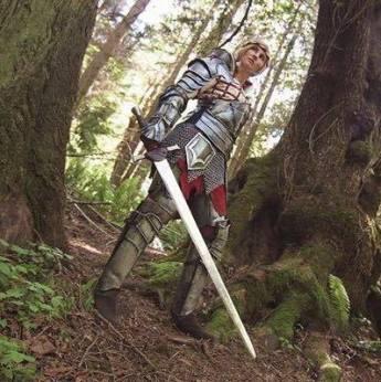 Saskia of The Witcher 3
