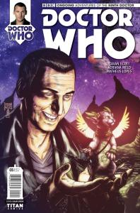 Doctor Who: The Ninth Doctor Vol. 5