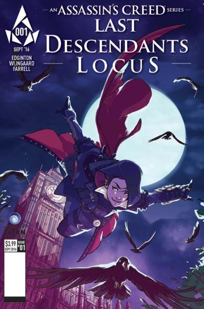 Locas #1 Cover B