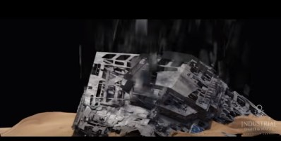 ILM Builds the Millennium Falcon with Visual Effects