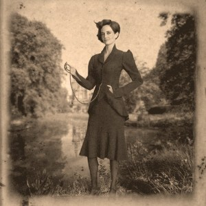 Miss Peregrine of Miss Peregrine's Home for Peculiar Children