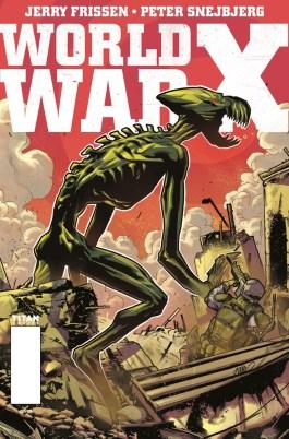 World War X #1 Cover A Simone di Meo