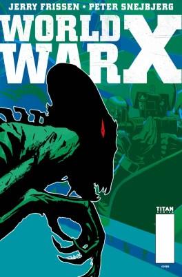 World War X #1 Cover E Peter Snejbjerg