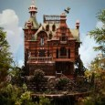 Miss Peregrine's Gingerbread House