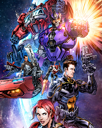 Revolutionaries from IDW