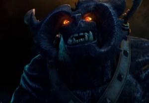 Evil Troll in Trollhunters