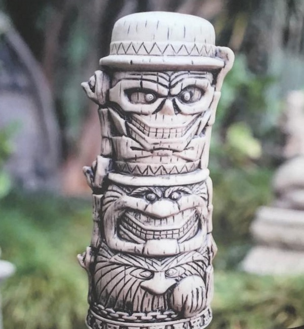 Haunted Mansion Tiki Mug