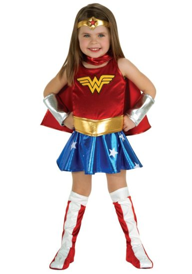 Wonder Woman by Halloween Costumes.com