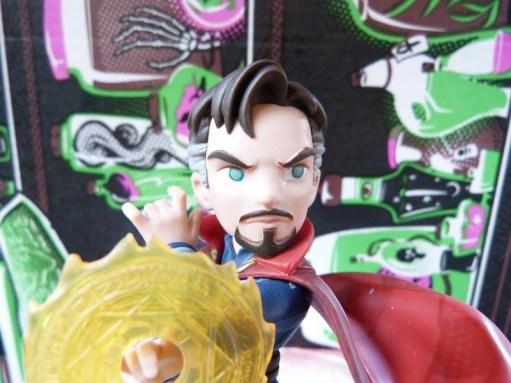 Doctor Strange Q-Fig close-up