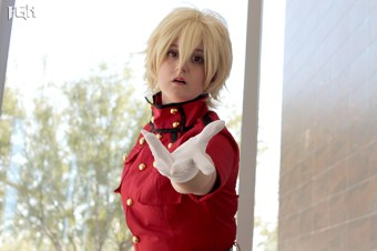 Seras Victoria by ThermoCosplay