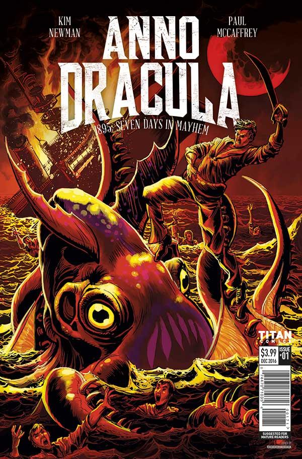 Ano Dracula #1 Jef Zornow Cover