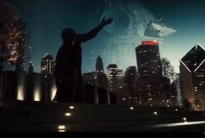 Dark Side Knight Vs. Super Jedi