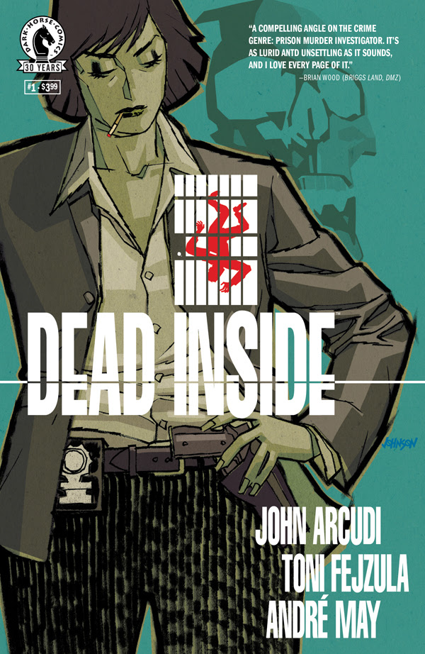 Dead Inside Cover A