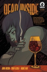 Preview Pages for Dead Inside from Dark Horse Comics