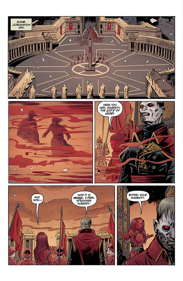 Baltimore the red kingdom preview page 1