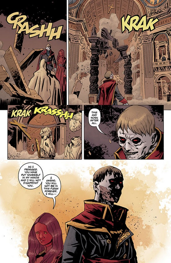 Baltimore the red kingdom preview page 3