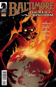 Preview Pages from Baltimore: The Red Kingdom from Dark Horse Comics