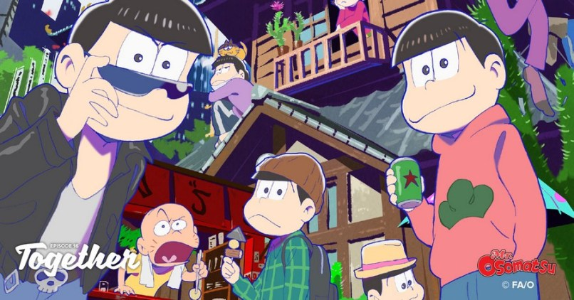 Osomatsu February Loot Crate Anime