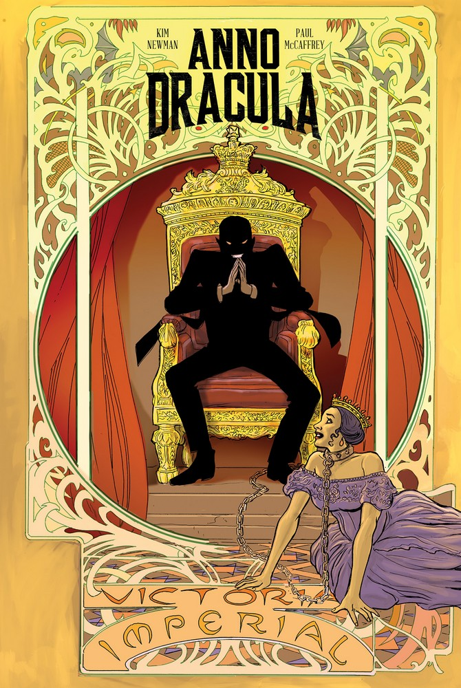 Ano Dracula #1 Cover D by Mike Collins