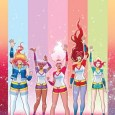 Zodiac Starforce Girls