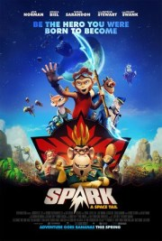 Maniacal Laughter and Teenage Energy in the Trailer for Spark: A Space Tail