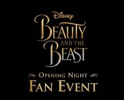 """Be Our Guest!"" Disney Schedules March 16 Opening Night Events for ""Beauty and the Beast"""