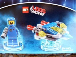 The LEGO Movie Billy & his shop
