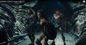 Shall We? The Justice League stands together