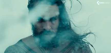 Well-Posed Aquaman in the Justice League Trailer