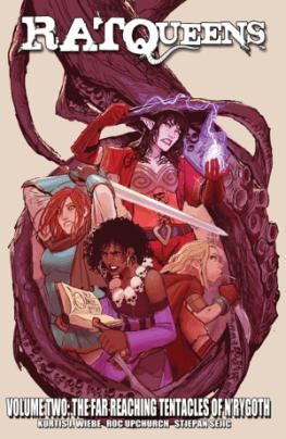 Rat Queens Volume 2